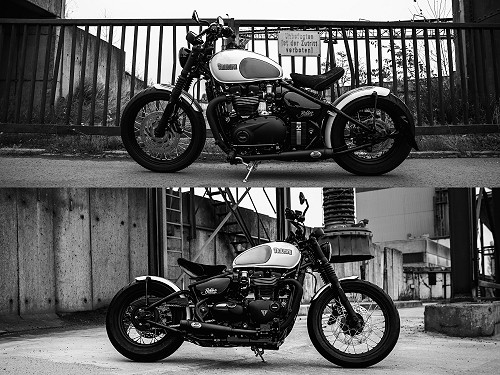 Custom parts for individualists by WK-Custom | Showroom