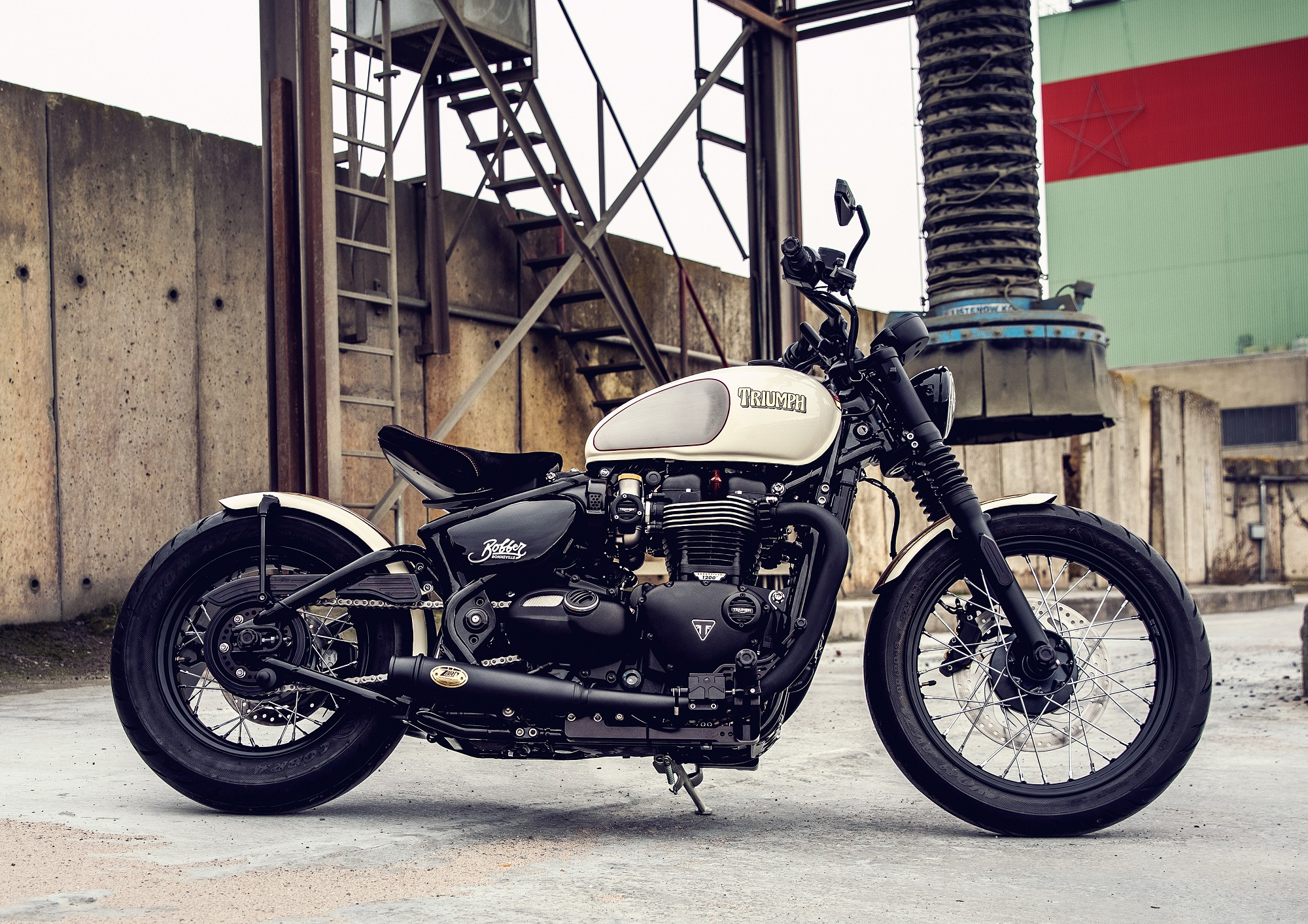 Wk Custom Motorbike Conversion With All Details Overview